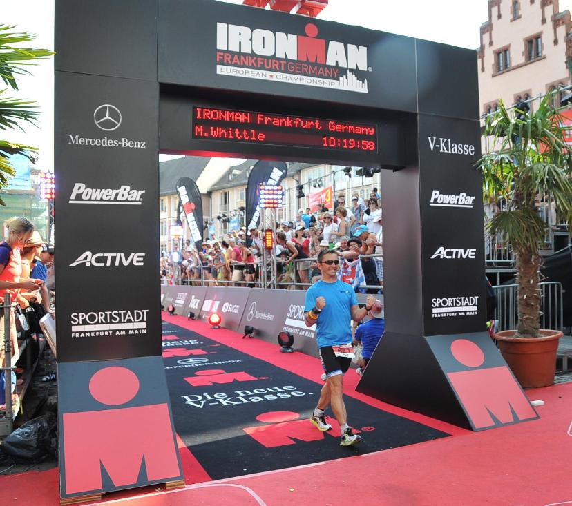 Ironman Frankfurt Race Report